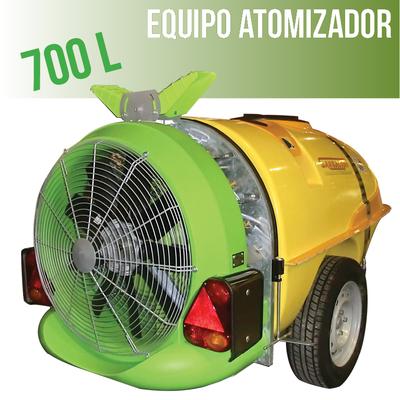 Atomizador 700 litros