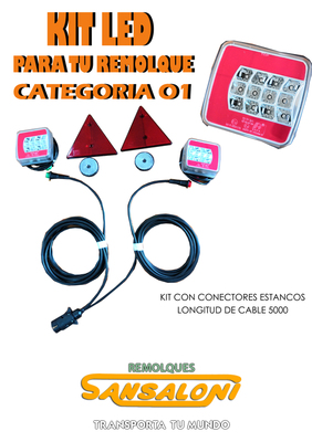 Kit LED económico